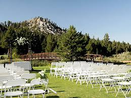 lake tahoe wedding venues our newest lake tahoe wedding venue the mountain view country