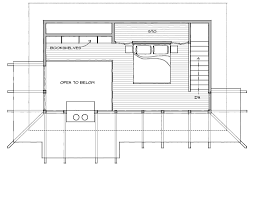 modern style house plan 1 beds 1 00 baths 727 sq ft plan 479 12