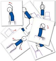 Chair Yoga Poses Chair Yoga Lesson Plans