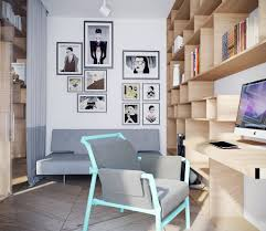 Homedesigning by Chic Studio Apartments With Artsy Accents