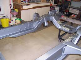 70 camaro subframe 1949 chevy truck subframe install any pictures the 1947