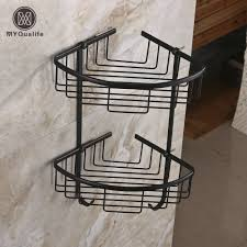 Oil Rubbed Bronze Bathroom Shelves by Compare Prices On Bronze Shower Shelf Online Shopping Buy Low