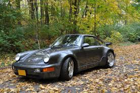 porsche slate grey porsche 964 turbo 3 6 coys of kensington