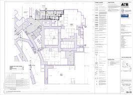 Renovation Plans by Highland Hospital U0027k U0027 Bldg Renovation Phase 3 Oakland Ca