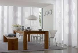 tende per sale da pranzo tende a pannello soluzioni moderne e di design per la tua dimora