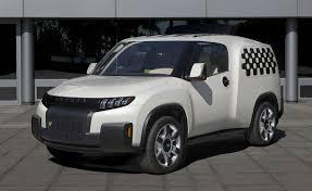 convertible toyota toyota urban utility u0027u2 u0027 concept is an suv van convertible