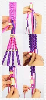 cara akhir membuat tas dari tali kur about macrame november 2013