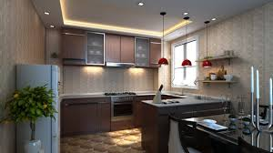 interior kitchen design by user karan used render vray 2 5