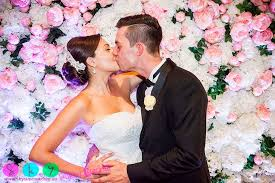 wedding backdrop hire perth flower wall white pink wedstyle weddings events