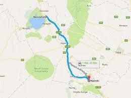 Std Map Mindestens 30 Tote Tankwagen Explodiert Auf Autobahn In Kenia Blick