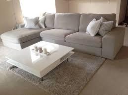 canap ikea kivik kivik sectional 3 seat isunda gray ikea home home