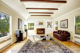 vaulted ceiling pictures 9 ways to add decor to vaulted ceilings the rustic willow