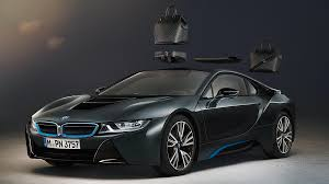 future bmw louis vuitton and bmw partner to create luggage of the future