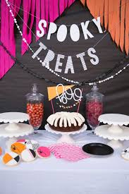 halloween party table ideas bright and colorful halloween party ideas tell love and