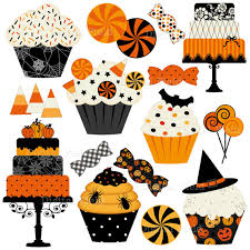 halloween candy porch sign clip art library