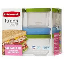 Rubbermaid Bag U0026 Kitchen Wrap Rubbermaid Lunchblox Food Storage Bags U0026 Containers Target
