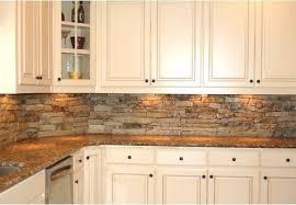 Stone Tile Backsplash  Kitchen Backsplash Designs Ideas  Designs - Backsplash stone tile