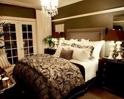Damask Bedding Sleek Romantic Brown Bedroom Paint Feat Damask Bedding Also Mini