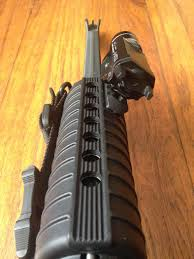 hunting lights for ar 15 mount a light to your ar 15 in four steps for just 5 65