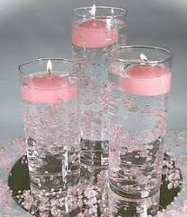 Floating Candle Centerpieces 30 creative diy examples of candle holders floating candles