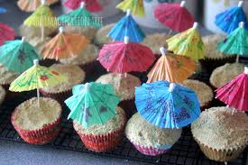beach cupcake recipe the imagination tree