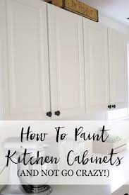 home how to paint kitchen cabinets lauren mcbride