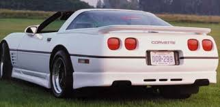 corvette wing awf130 wing sj rear coupe 84 96