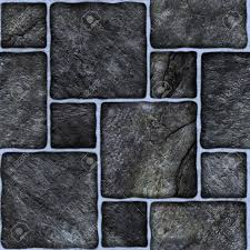 black marble stone mosaic texture high res stock photo picture