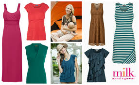 nursing wear fashionable nursing tops dresses the fashionable