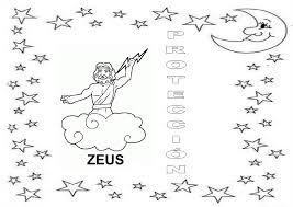 imagenes de zeus para dibujar faciles zeus para colorear imagenes de dibujos para colorear faciles zeus