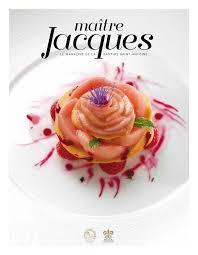 maitre de la cuisine maître jacques n 11 2015 page 2 3 maître jacques n 11 2015