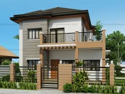 simple two storey house design two storey house plans pinoy eplans