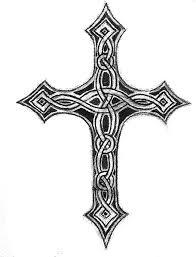 celtic cross by flockie on deviantart