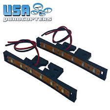 american made led light bar 3d printed mini quadcopter led light bar kit for racing drones 12v