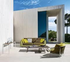 Outdoor Fabric Ray Outdoor Fabric Garden Sofas From B U0026b Italia Architonic