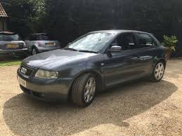 used 2002 audi a3 1 8 s3 quattro 3d 221 bhp 2002 px clearance for