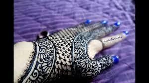 simple arabic mehndi design tutorials for hands love mehndi