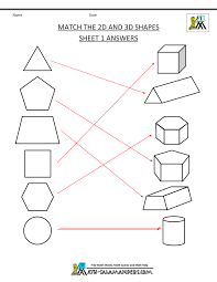 best solutions of 2d and 3d shapes ks2 worksheets about template