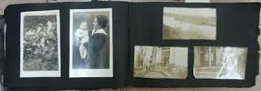 Photo Album With Black Pages Preserving Old Black Paper Photo Albums Blog Assoc Of