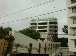 Srk House by Mount Mary Bandra West Mumbai Maharashtra 400050 India Mapio Net