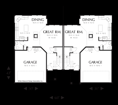 mascord house plan 4005d the meadowbrook