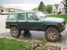 jeep comanche lifted ost pics of your comanche with 4 5lift and 33 or cherokees jeep