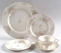 wedding china patterns appleblossom by haviland at replacements ltd