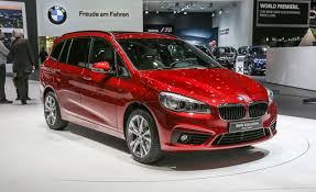 red bmw 2016 2016 bmw 2 series gran tourer revealed u2013 news u2013 car and driver