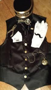 Train Conductor Halloween Costume Idea Halloween Costume Train Conductor