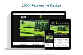 responsive design joomla landscape design responsive joomla template 47362