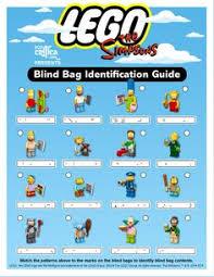 Lego Blind Packs Lego Series 14 Monsters Minifigures Blind Bag Codes Lego
