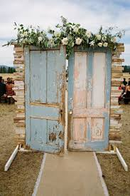 wedding unique backdrop 126 best wedding backdrop ideas with doors images on