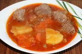 cuisiner un jarret de boeuf jarret de boeuf en goulash à la hongroise amafacon