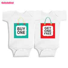 aliexpress com buy twins baby bodysuits clothes christmas gift